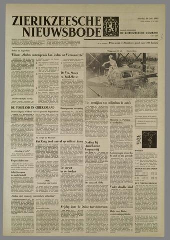 Zierikzeesche Nieuwsbode 1965-07-20