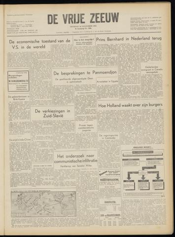de Vrije Zeeuw 1953-11-24