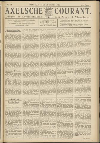 Axelsche Courant 1932-12-06