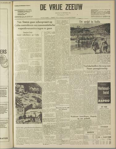 de Vrije Zeeuw 1962-10-23