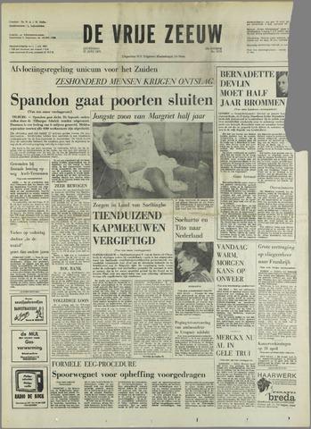 de Vrije Zeeuw 1970-06-27