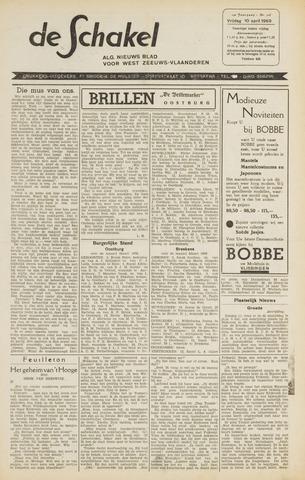 De Schakel 1959-04-10
