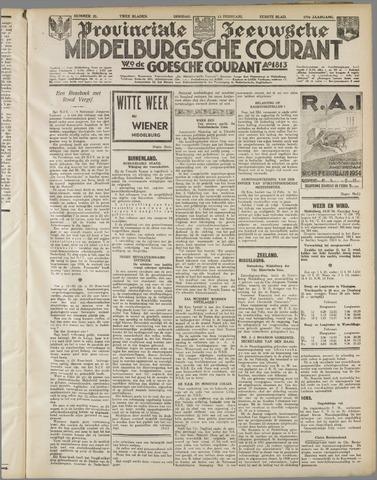 Middelburgsche Courant 1934-02-13