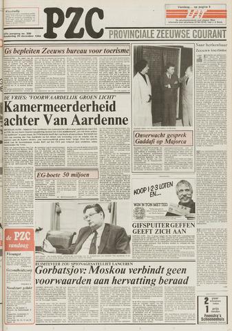 Provinciale Zeeuwse Courant 1984-12-20