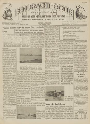 Eendrachtbode (1945-heden)/Mededeelingenblad voor het eiland Tholen (1944/45) 1959-07-17