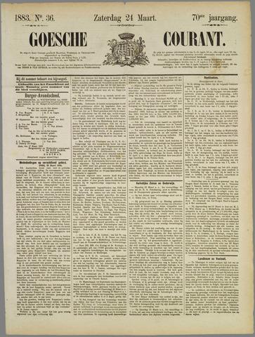 Goessche Courant 1883-03-24