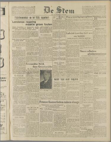 de Stem 1947-12-02
