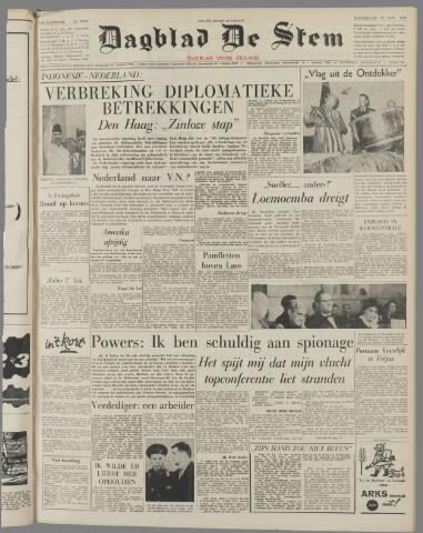 de Stem 1960-08-18