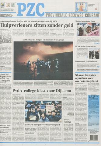 Provinciale Zeeuwse Courant 2001-02-06