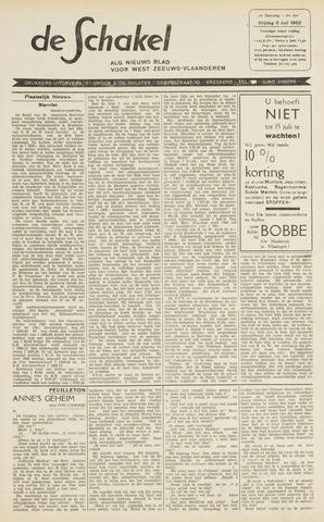 De Schakel 1962-07-06