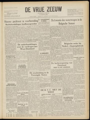 de Vrije Zeeuw 1952-05-15