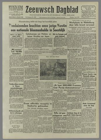 Zeeuwsch Dagblad 1956-05-01