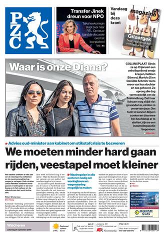 Provinciale Zeeuwse Courant 2019-09-21