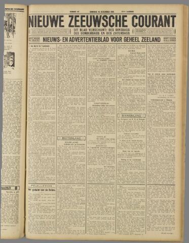 Nieuwe Zeeuwsche Courant 1931-12-15