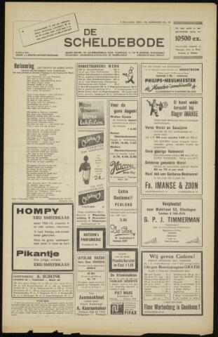 Scheldebode 1954-11-05