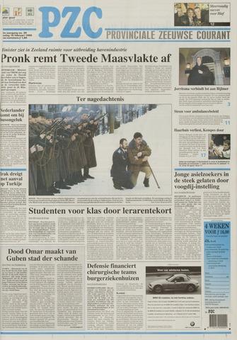 Provinciale Zeeuwse Courant 1999-02-16