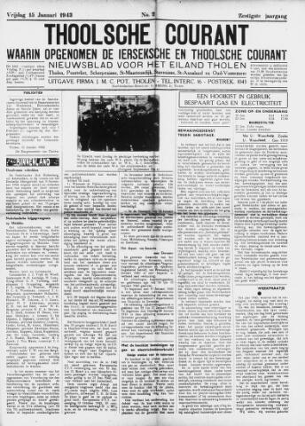 Ierseksche en Thoolsche Courant 1943-01-15