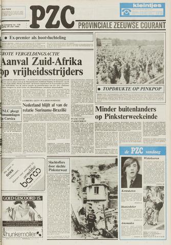 Provinciale Zeeuwse Courant 1983-05-24