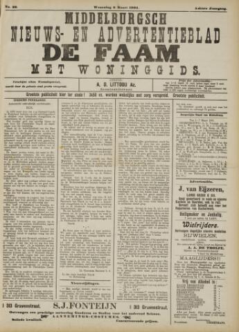 de Faam en de Faam/de Vlissinger 1904-03-09