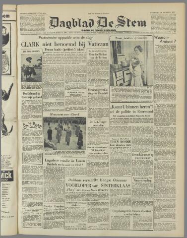 de Stem 1951-10-24