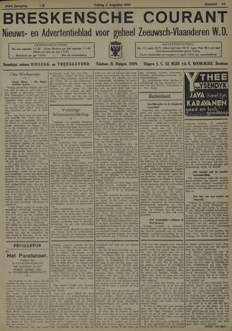 Breskensche Courant 1935-08-02