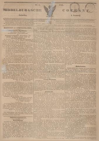 Middelburgsche Courant 1841