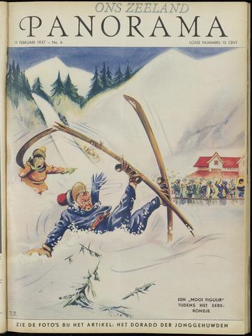 Ons Zeeland / Zeeuwsche editie 1937-02-11