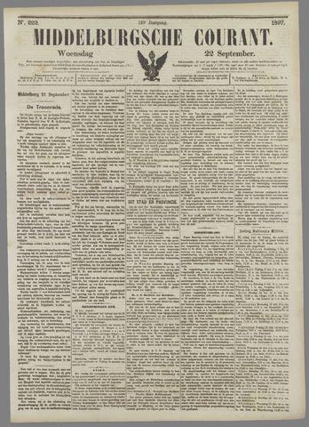 Middelburgsche Courant 1897-09-22