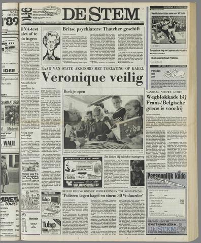 de Stem 1989-10-05