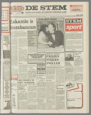 de Stem 1979-07-16