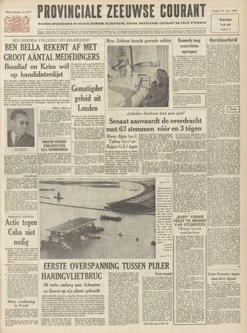 Provinciale Zeeuwse Courant 1962-09-14