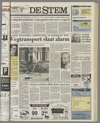 de Stem 1989-12-07