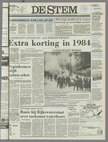 de Stem 1983-04-30