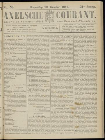 Axelsche Courant 1915-10-20
