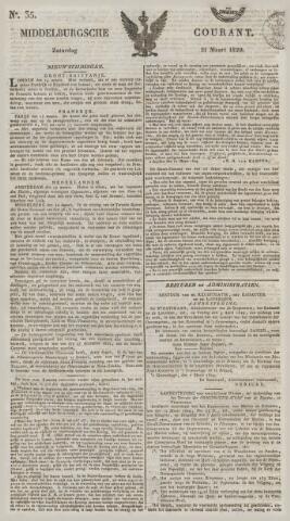 Middelburgsche Courant 1829-03-21