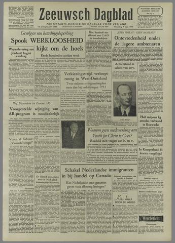 Zeeuwsch Dagblad 1957-09-09