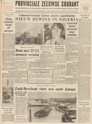 Provinciale Zeeuwse Courant 1966-08-02