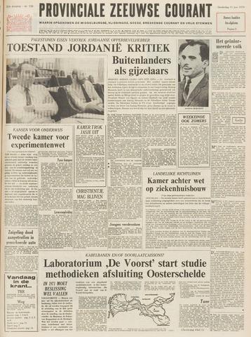 Provinciale Zeeuwse Courant 1970-06-11