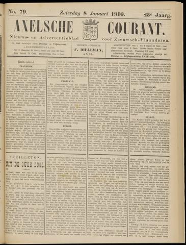 Axelsche Courant 1910-01-08