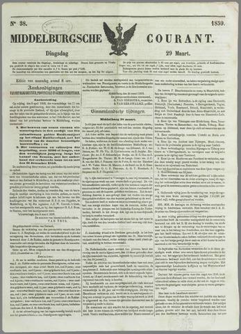 Middelburgsche Courant 1859-03-29
