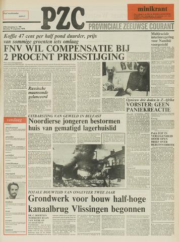 Provinciale Zeeuwse Courant 1976-08-10