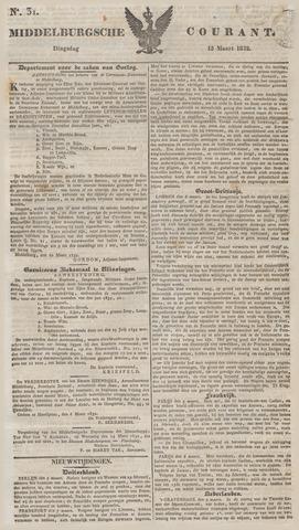 Middelburgsche Courant 1832-03-13