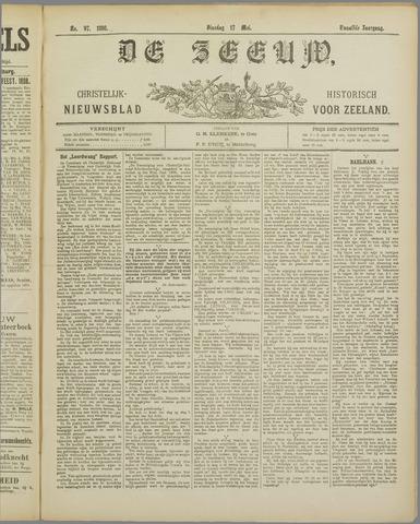 De Zeeuw. Christelijk-historisch nieuwsblad voor Zeeland 1898-05-17