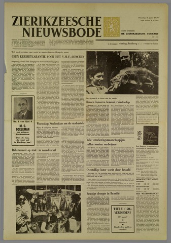 Zierikzeesche Nieuwsbode 1970-06-02