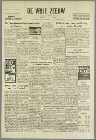 de Vrije Zeeuw 1963-12-09