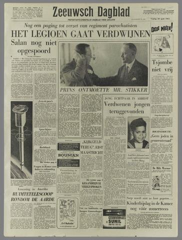Zeeuwsch Dagblad 1961-04-28