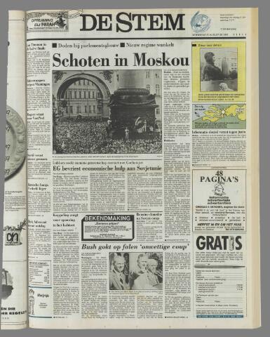 de Stem 1991-08-21