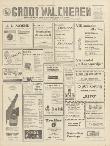 Groot Walcheren 1965-09-09
