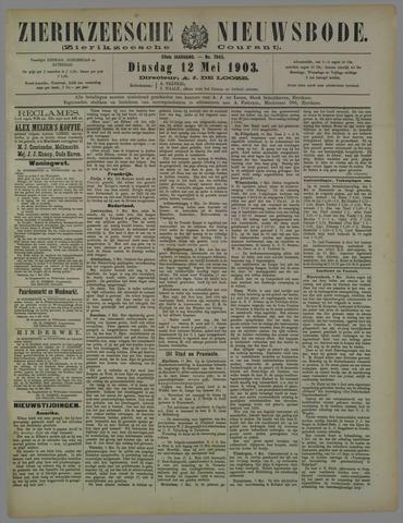 Zierikzeesche Nieuwsbode 1903-05-12