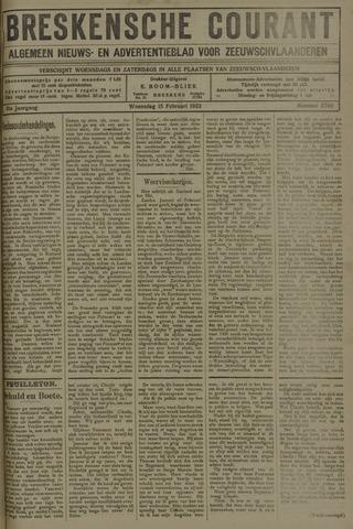 Breskensche Courant 1922-02-15
